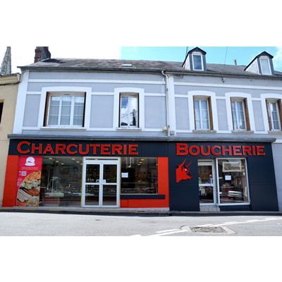 Boucherie Leclerc<br>