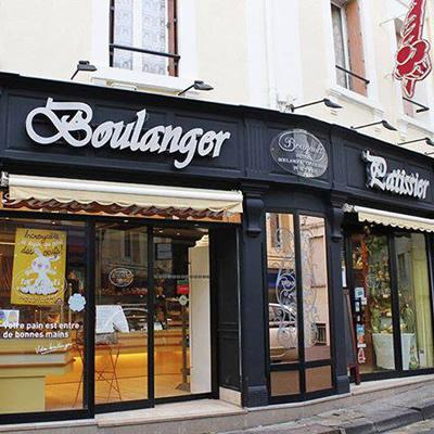 Patissier Bougault<br>