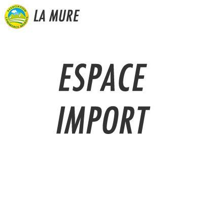 Espace Import