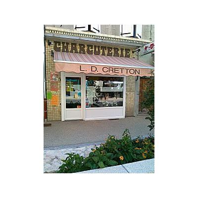 Charcuterie Cretton